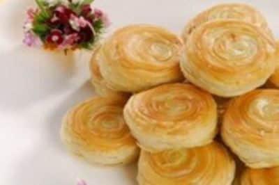 酥油饼的做法