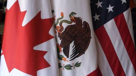 """▲加拿大和墨西哥是否会""""首当其冲""""?(路透社)"""