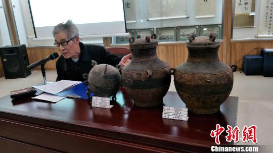 湖南多位民间收藏家无偿捐赠文物愿文化遗产共享