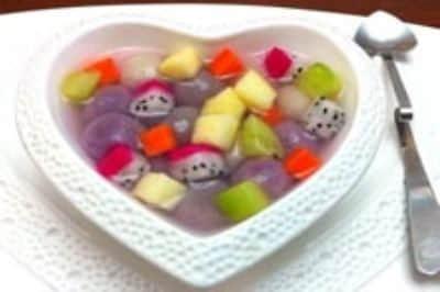水果汤圆的做法大全
