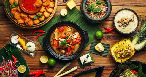 吃货天堂,泰国美食的正确打开方式!
