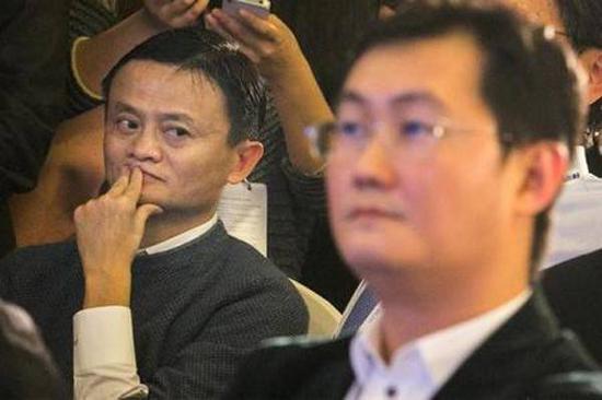 """福布斯十大最具影响力CEO:中国""""二马""""上榜"""