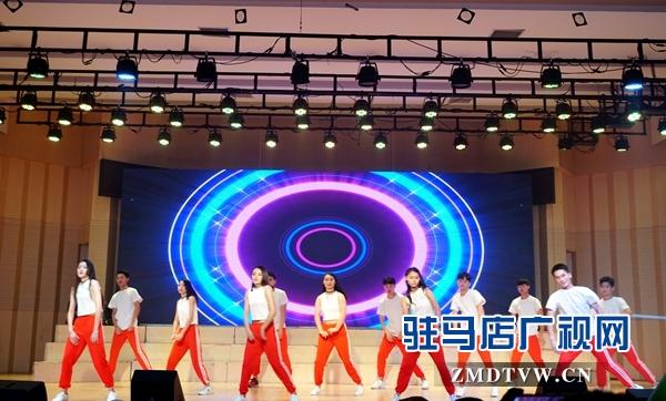 黄淮学院建筑工程学院成功举办2018年毕业生晚会