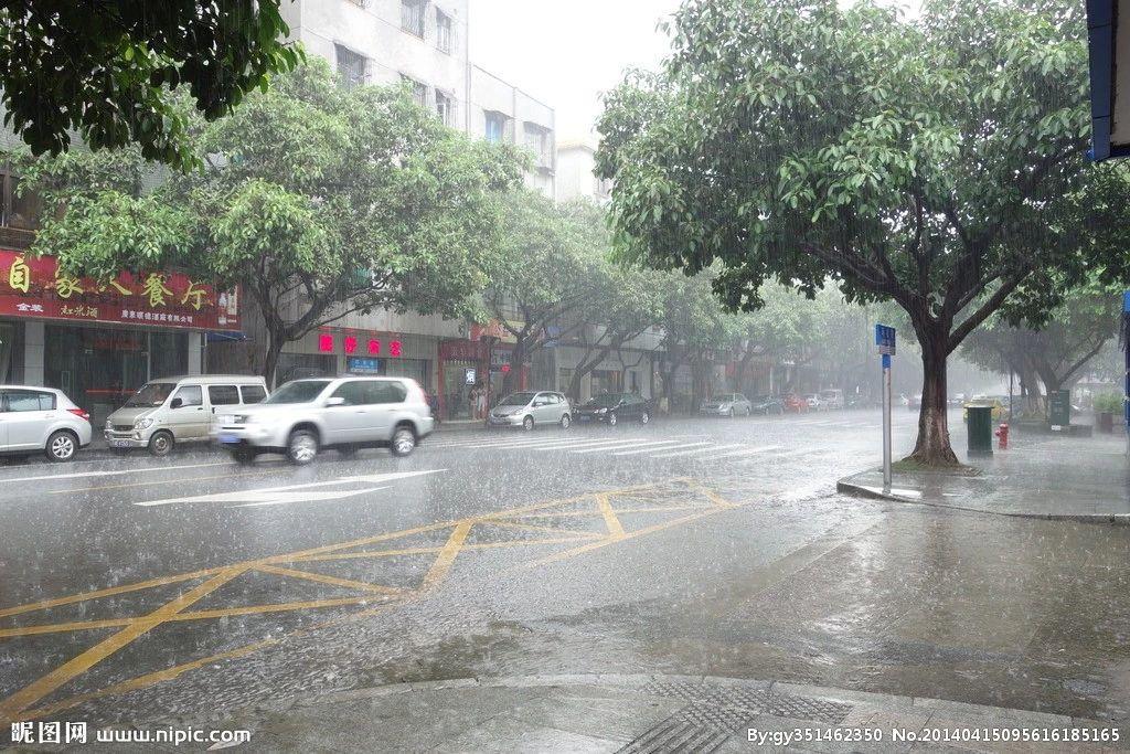 大雨+暴雨!今天起,驻马店将迎来十多天的降雨!更郁闷的是...