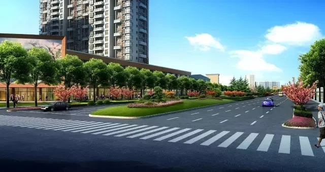 驻马店市区将新建8座过街天桥、11个停车场!来看在你家附近不?