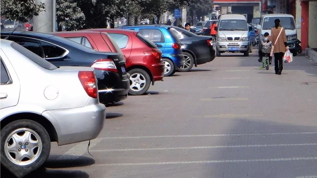 提醒!驻马店这7条路路内停车位将被取消!千万别再停了!