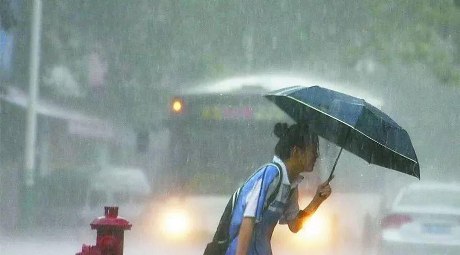 注意!超强台风来了!河南暴雨将至!驻马店雨后局部气温直达39℃!