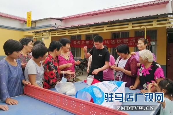 汝南县:培训留守妇女 助力脱贫攻坚
