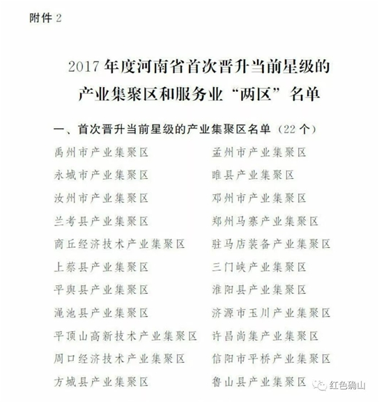 """确山县特色商业区登上服务业""""两区""""名单 获奖300万元"""