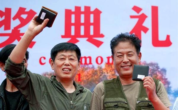 驻马店2名摄影家在中国·黄柏山国际摄影大赛中摘得银奖