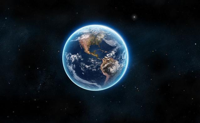 没对比就没伤害,地球水很多?跟它们一比地球就是一个池塘