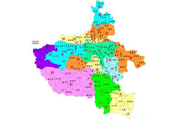 河南为什么成为中国姓氏第一大省