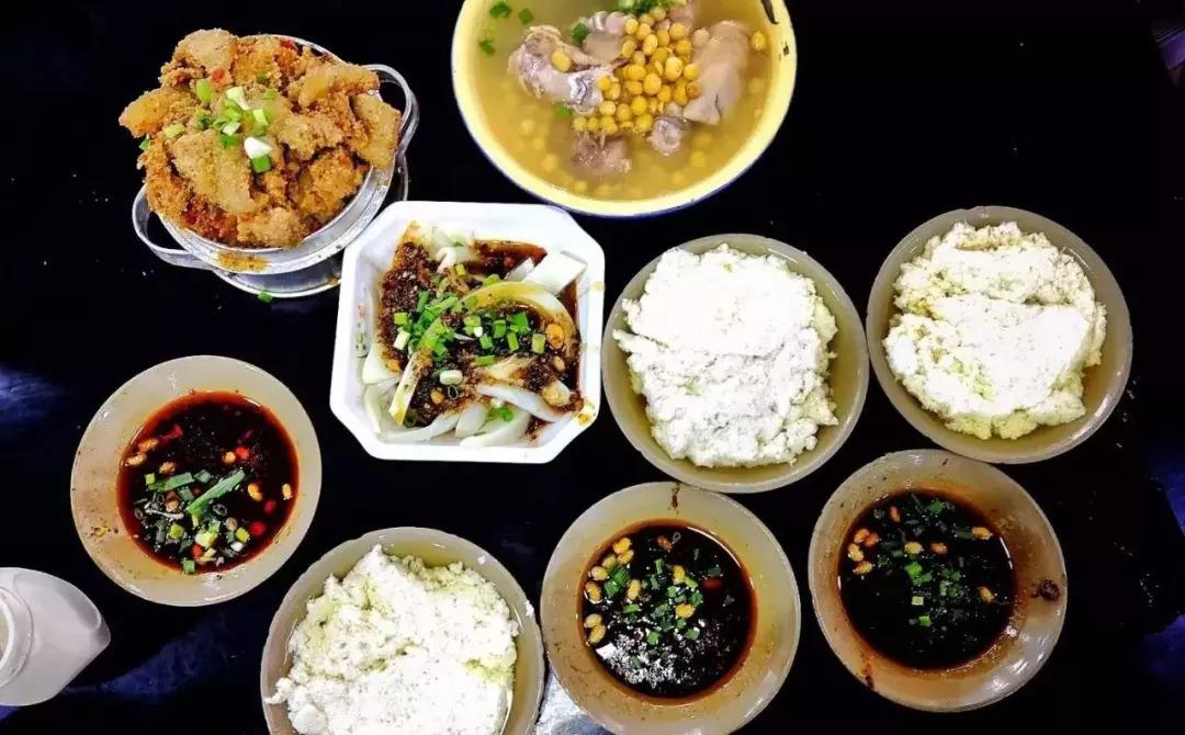 老重庆的觅食指南 让舌尖颤抖的美食攻略