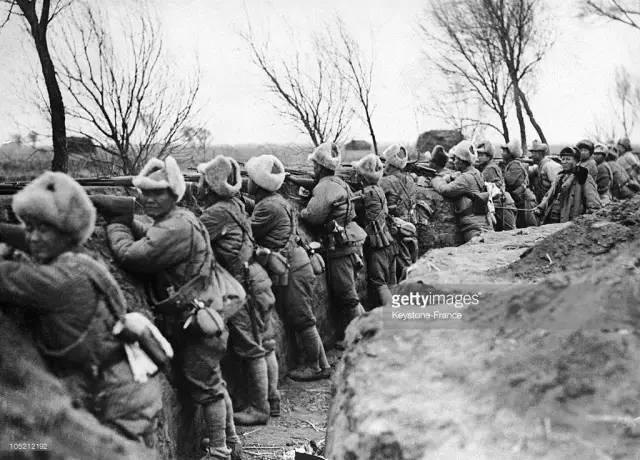 九一八事变珍贵照片:日军如何占领东北全境