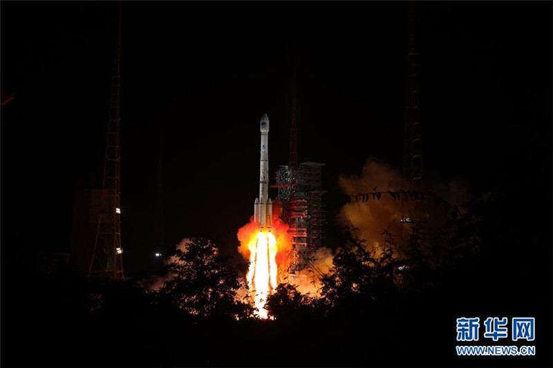 我国成功发射两颗北斗三号卫星