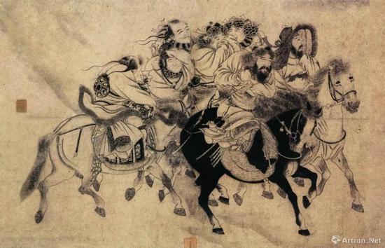 中国古代书画日本顶级私藏大赏