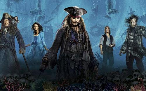 《加勒比海盗》德普被曝已出局 未来不再演杰克船长