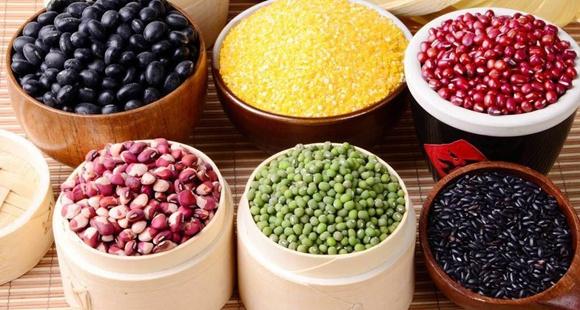 每天至少一两全谷杂豆