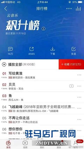 黄淮学院大二学子原创音乐播放量破千万 拒绝出道捞金