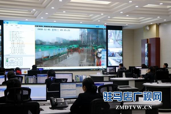 郭岩松到驻马店市调研融媒发展和网络信息化建设