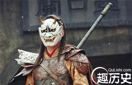 北宋大将狄青为何要戴面具作战 原因其实很简单