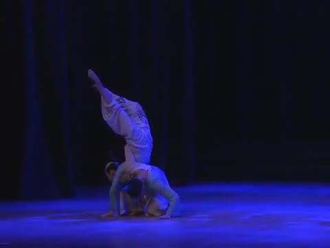 双人舞《高山流水》