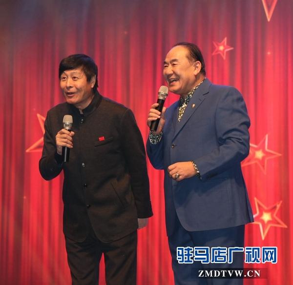 CCTV《超强宝贝》驻马店赛区首届少儿春晚成功举行