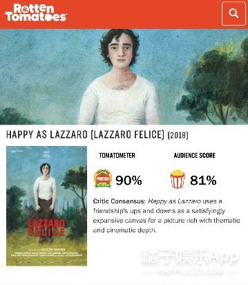 """《幸福的拉扎罗》已上线 在人性中寻找""""想象与现实"""""""