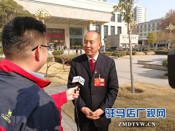 驻马店代表团热议陈润儿省长的政府工作报告