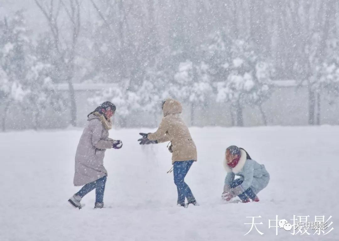 中到大雪!明天夜里,驻马店将迎来新一轮降雪!