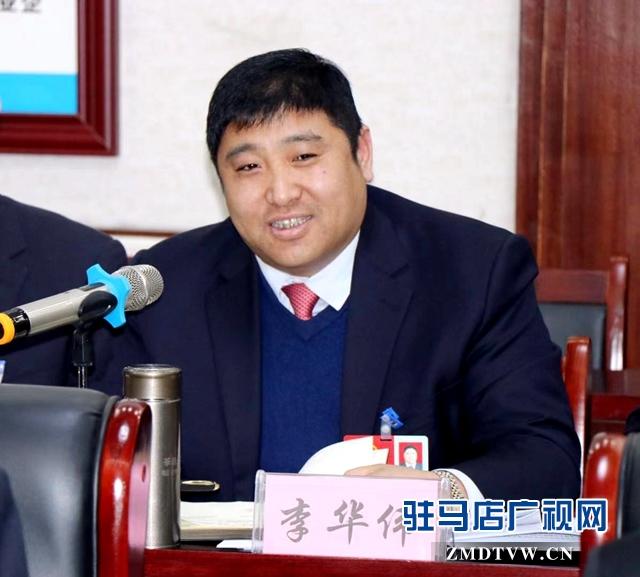 市人大代表李华伟:提升本土品牌的自豪感