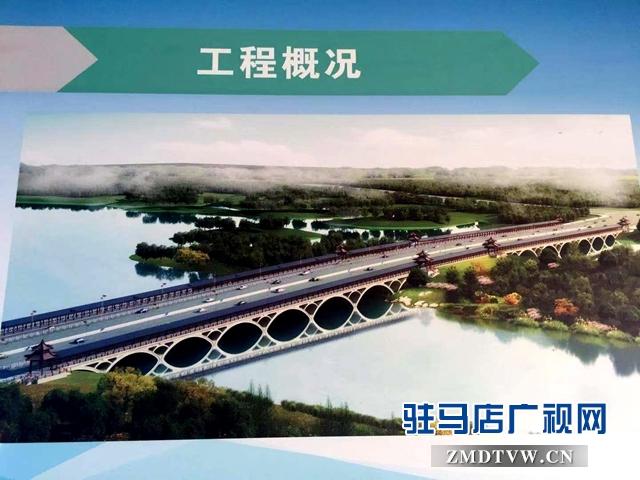 练江湖大桥建设正酣