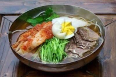 冷面汤的做法