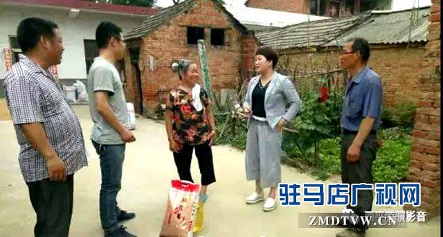 """这样的村干部谁不想要?——记西平""""最美扶贫人""""朱宾"""