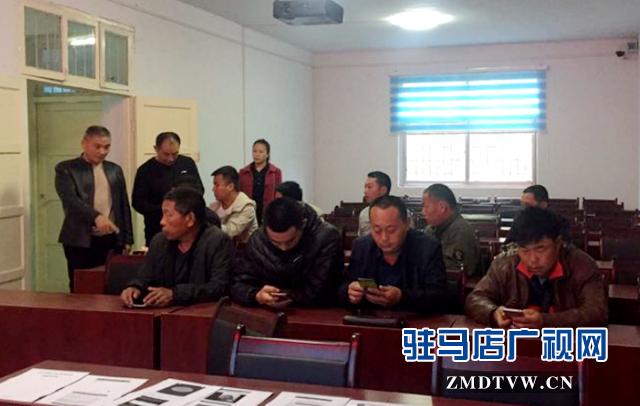 汝南县社区矫正中心开展人脸和声纹识别集中录入工作
