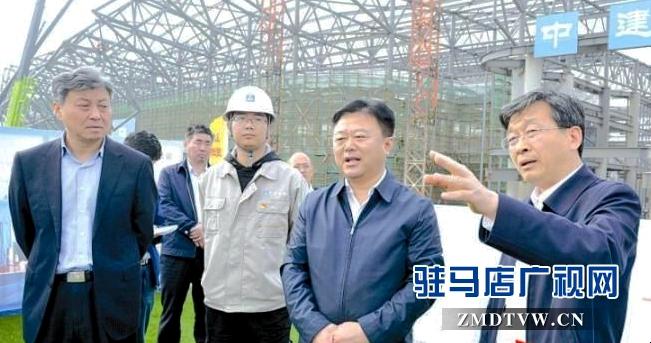 陈星: 并联作业 统筹推进 掀起重点项目建设新热潮