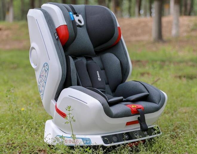 带通风能哄睡 360儿童安全座椅体验