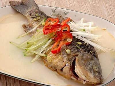 清炖鱼怎么做