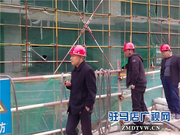 区建设交通局认真开展建筑工程安全隐患排查整治工作