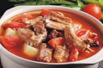 排骨汤锅的做法