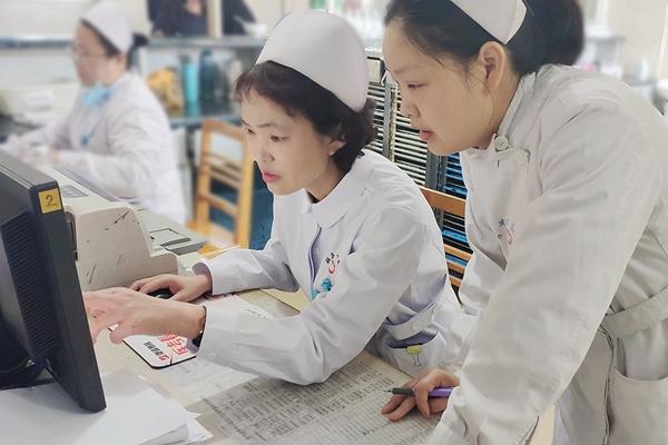 吴翠平:让更多患者早日康复