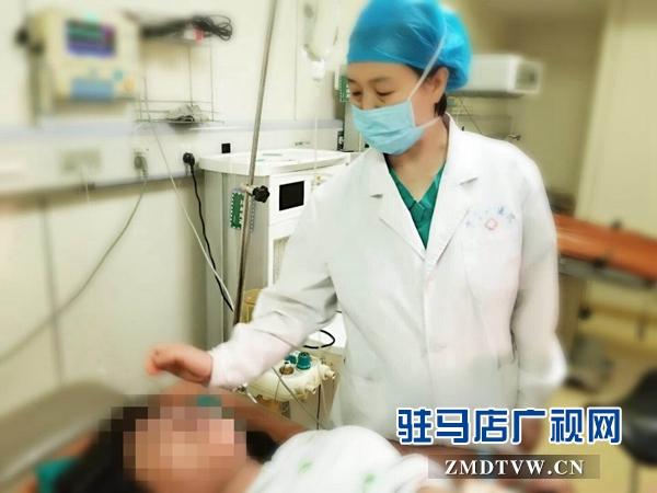 菲籍产妇在驻马店中心医院顺利分娩 医患无障碍交流赢家属点赞