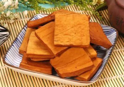 豆腐干做法