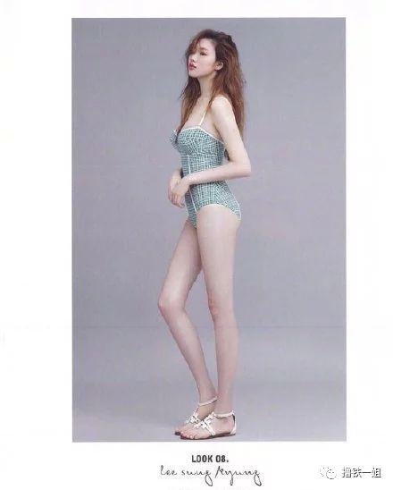 她凭两条腿就能挂一整天热搜, 神仙比例漫画长腿,看到整容前的她彻底服气!