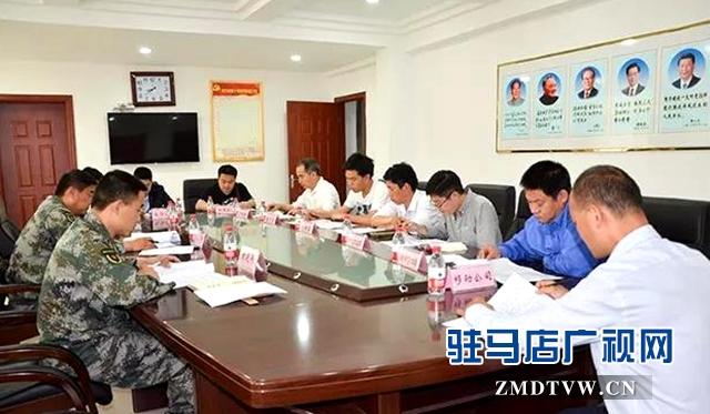 上蔡县全面启动2019年度征兵宣传工作