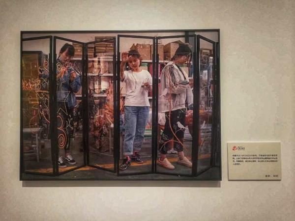 黄淮学院摄影作品首次入选第十二届中国艺术节