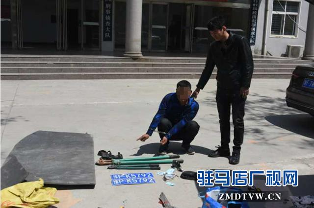 周口两男子流窜2市8县疯狂盗割变压器铜线,因担心作案出事,竟祈求神灵保佑!