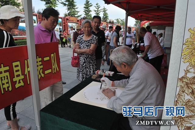 6月12日至30日晚  天中广场书会活动邀你欣赏