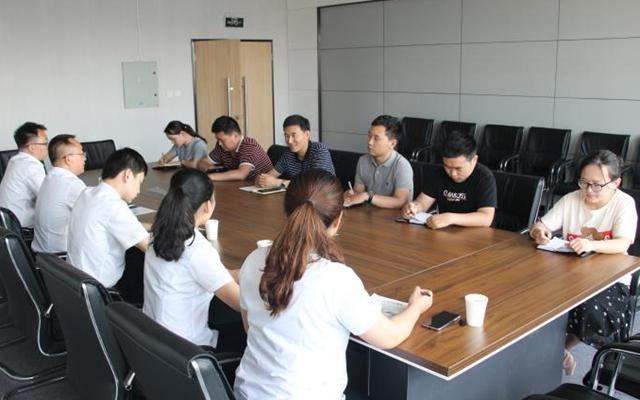 驿城律师事务所和驻马店广播电视台新媒体建立合作关系 探讨更完善的服务模式