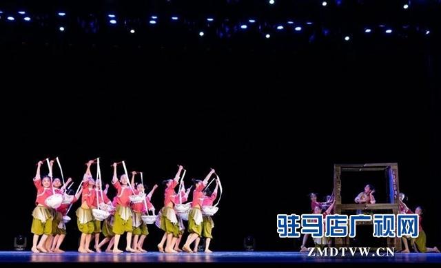"""原创舞蹈《烩面,真中!》入选第十届""""小荷风采""""全国少儿舞蹈展演"""